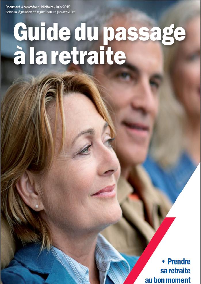 Guide du passage à la retraite